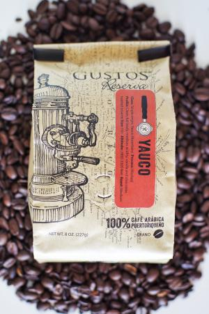 Gustos Reserva Yauco 8oz Coffee