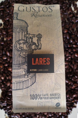 Gustos Reserva Lares 8oz Coffee