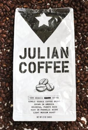 Julian Coffee 12oz American Specialty Coffee