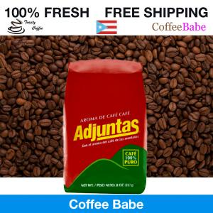 8oz CAFE ADJUNTAS FROM PUERTO RICO
