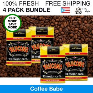 14oz Café Yaucono 4-Pack Bundle